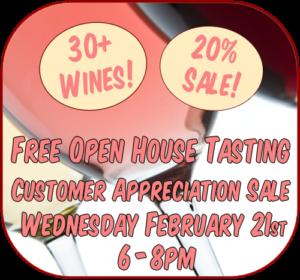 open house redWhiteRoseGlasses Feb2018