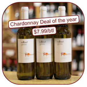 Best Chardonnay value of 2019