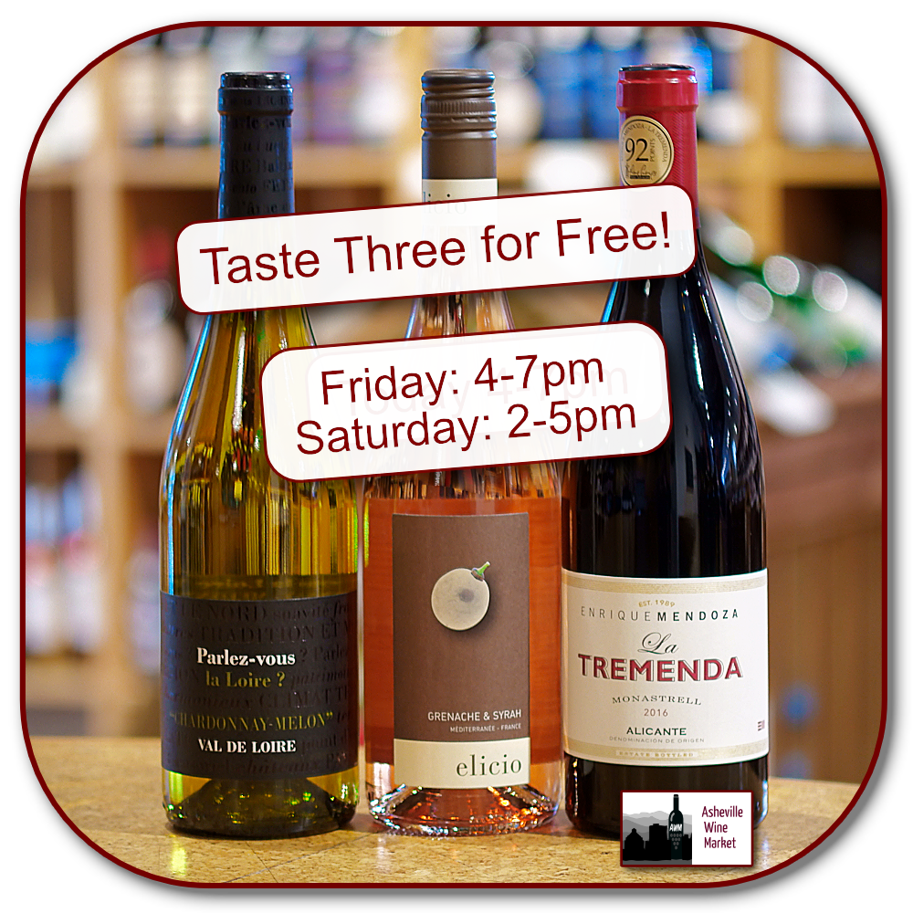 This week we feature a White and Rose from France and a Spanish Red