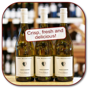 Love Sancerre? You'll love this Sauvignon Blanc from Touraine!