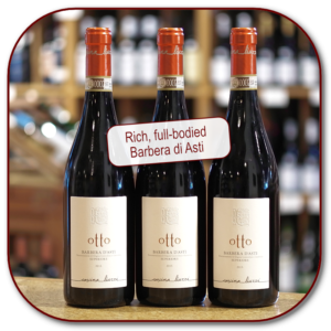 Perfect Barbera for that next steak on the grill!