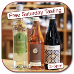 Taste three free today -- One from Portugal, France and Spain