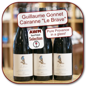 Don't miss this gem from our favorite Châteauneuf-du-Pape producer Guillaume Gonnet!