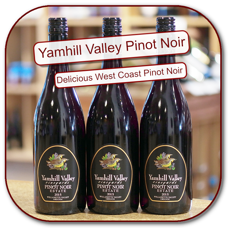 Classic Old-School West Coast Pinot Noir
