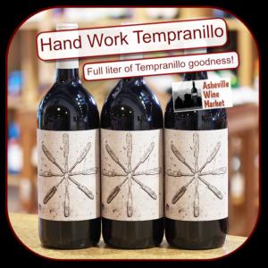 Full liter of Tempranillo goodness!