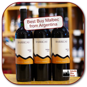 Smooth and rich best-buy Malbec from Argentina