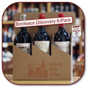 A Bordeaux Lover's Dream - 2019 Holiday Bordeaux Dixcovery 6-Pack