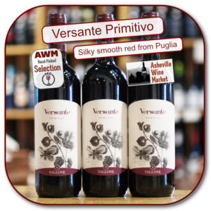 AWM Hand-Picked Selection -- Fresh and Lifted Primitivo!