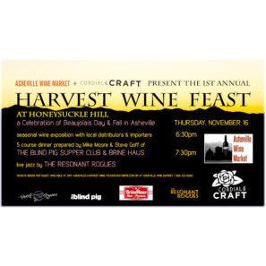 harvest wine feast featured